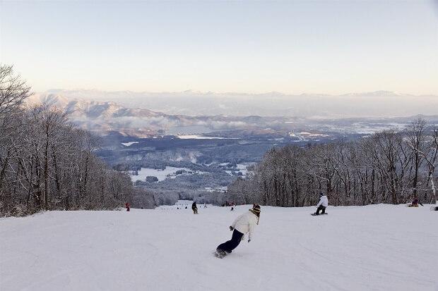 [コロンビアファーストトラック]朝イチ滑走-毎週日曜開催-【妙高杉ノ原スキー場】