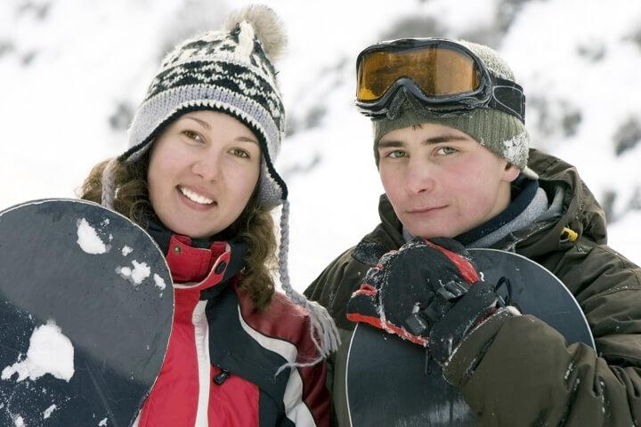 気になる彼女を誘って〜朝発日帰りスキーツアーで恋のゲレンデへのイメージ