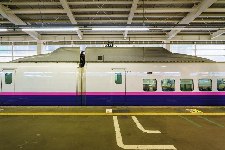 すぐそこにあるゲレンデ 新幹線でGO〜暖冬の場合は慎重にのイメージ
