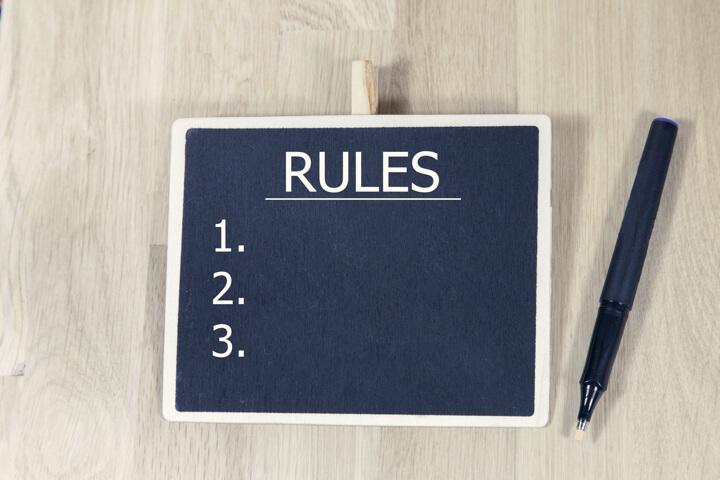 初スノボに挑む子どもに教えたい「マナー」「ルール」のイメージ