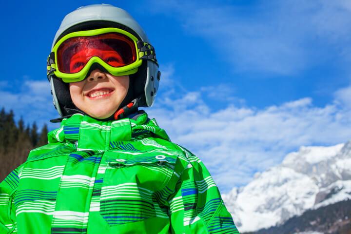スキーから始める雪上の自然教育 ボードは上達後に!のイメージ
