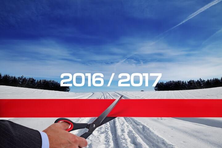 待ってました!シーズン到来!日帰りスキーツアーで初すべりのイメージ