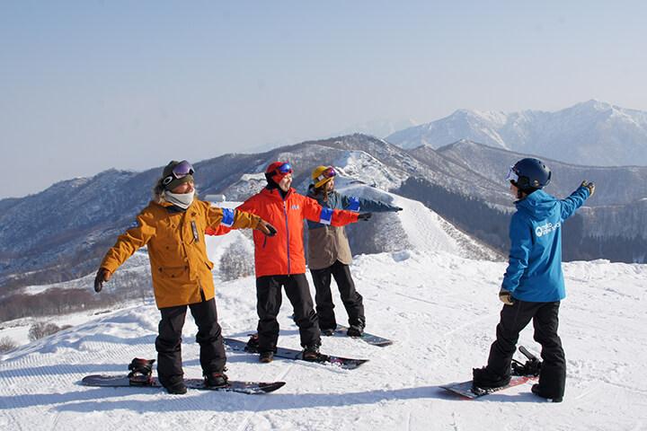 初心者の方へ!スキー・スノボのゲレンデデビューや家族におすすめの10スキー場のイメージ