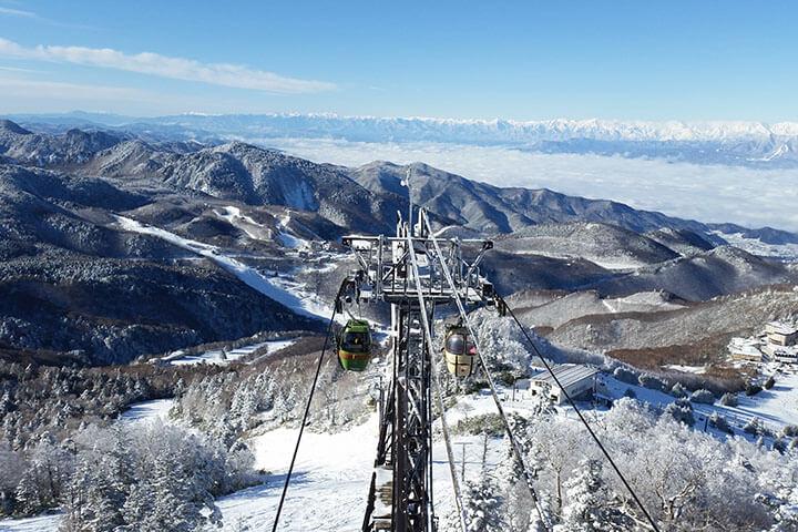 志賀高原スキー場(長野)-スキー場周辺のおすすめ宿5選-のイメージ