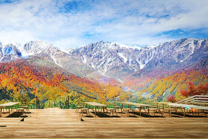 夏も冬も絶景が見られるおすすめテラス3選|関東から日帰りでもアクセスOK!のイメージ