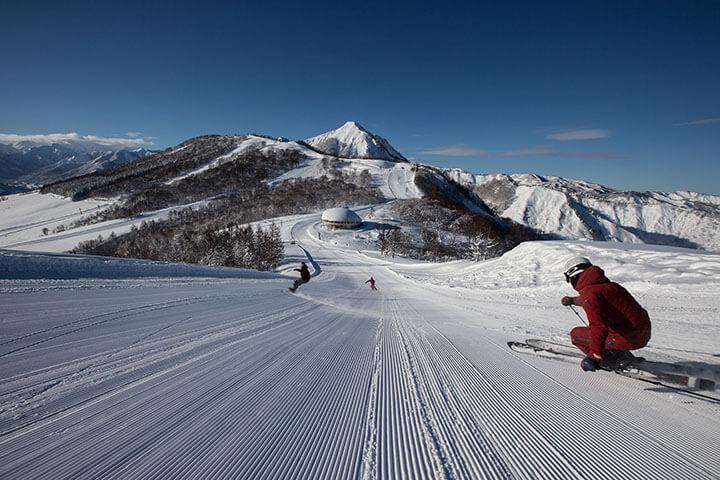 舞子スノーリゾート(新潟)-スキー場周辺のおすすめ宿5選-のイメージ