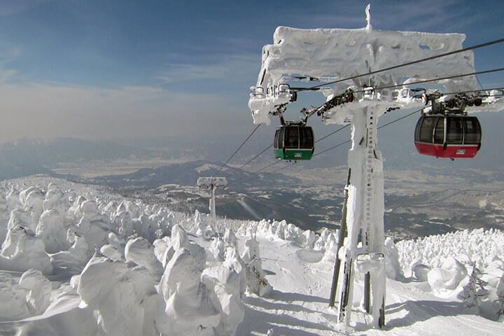 蔵王温泉スキー場(山形)-スキー場周辺のおすすめ宿5選-のイメージ