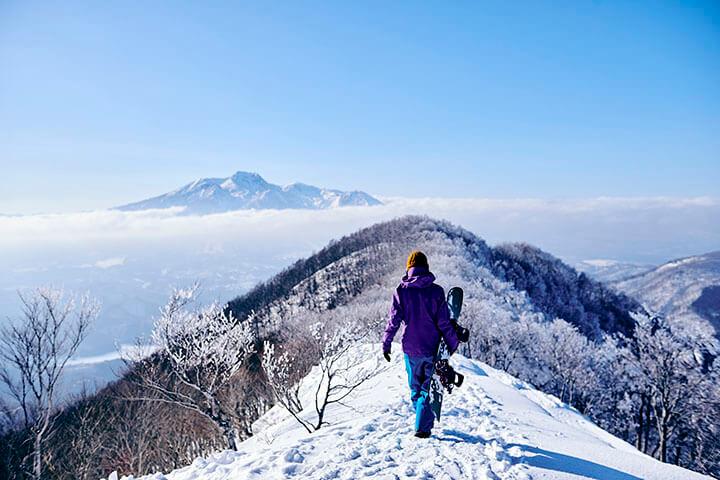 関東周辺の非圧雪パウダースノー・ツリーランコースがあるおすすめ13スキー場のイメージ