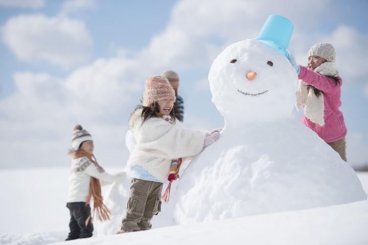 子ども連れファミリーにおすすめ!キッズパークの充実した7スキー場をご紹介!のイメージ