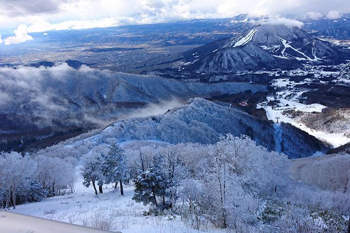 竜王スキーパーク現地レポート!雪質良し&ソラテラスからの眺めも抜群!のイメージ