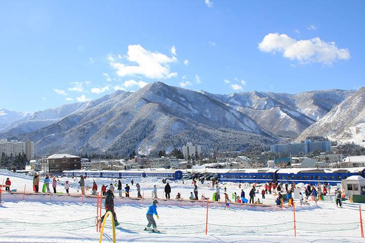 湯沢中里スノーリゾート現地レポート!初心者&ファミリーにおすすめのスキー場のイメージ