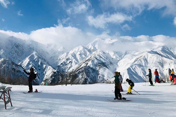 エイブル白馬五竜&hakuba47現地レポート!白馬の絶景と2スキー場で多彩なコースが楽しめる人気ゲレンデ!のイメージ