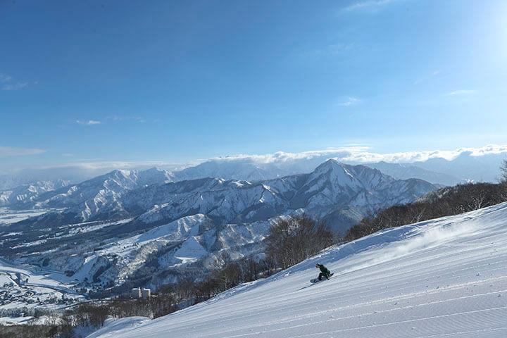 石打丸山スキー場(新潟)-スキー場周辺のおすすめ宿5選-のイメージ