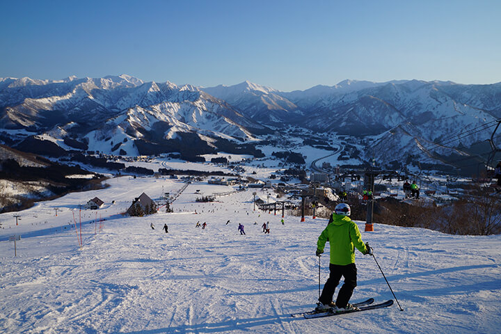 岩原スキー場(新潟)-スキー場周辺のおすすめ宿3選-のイメージ