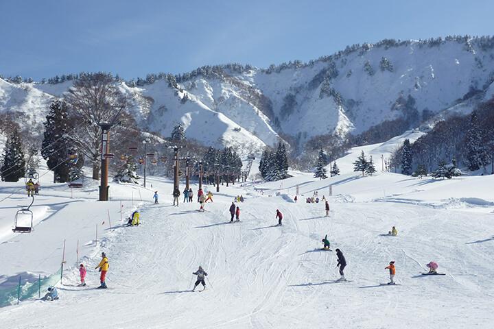 湯沢中里スノーリゾート(新潟)-スキー場周辺のおすすめ宿5選-のイメージ