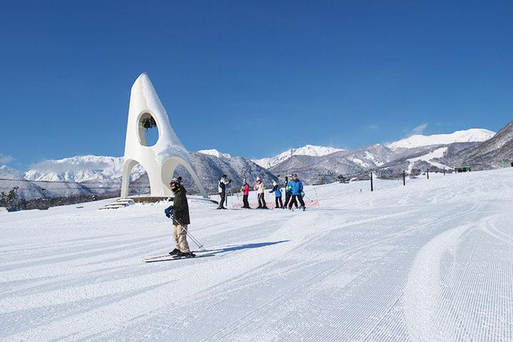 HAKUBA HALLEY栂池高原スキー場(長野)-スキー場周辺のおすすめ宿5選-のイメージ