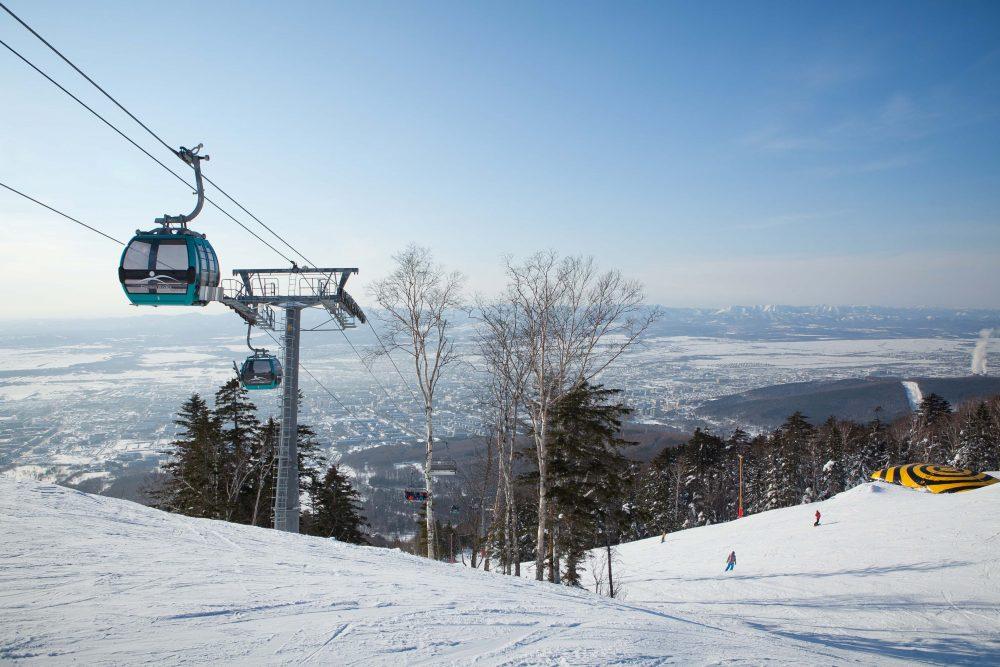まだ間に合う春休み・卒業旅行!今年の春は海外スキー・スノボデビュー♪サハリンが今熱い♪のイメージ