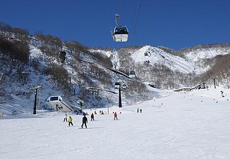 スキーツアー 白馬47