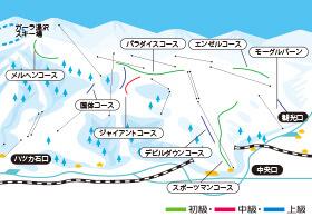 JR新幹線日帰り 石打丸山スキー場
