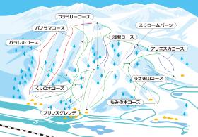 12/7(土)朝発スタート!<軽井沢プリンスホテルスキー場>日帰りバスプラン