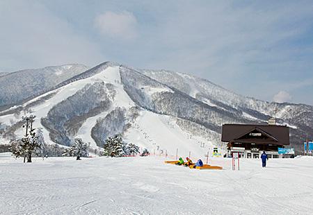 新宿夜発<斑尾高原スキー場>リフト券付き・なしが選べる 日帰りバスプラン