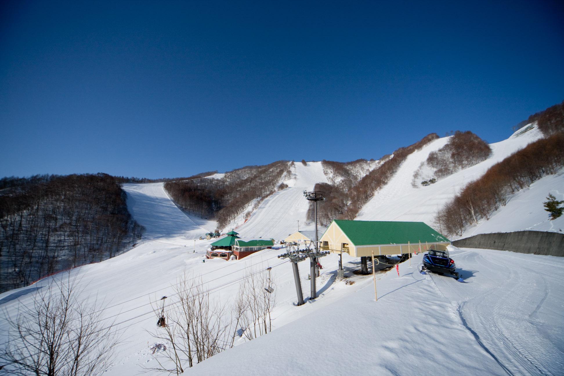 尾瀬 岩倉 スキー 場