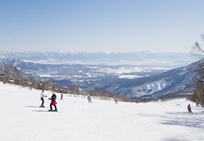<妙高杉の原スキー場>お宿おまかせ スーパープライス 民宿・ゲレンデサイドロッジクラス