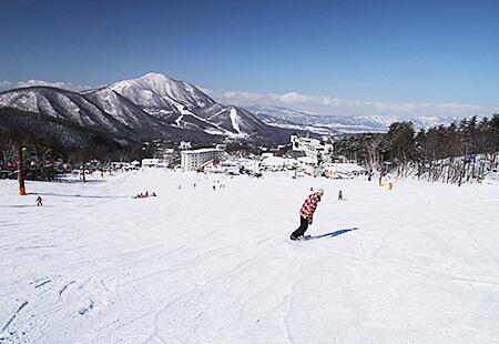 新宿朝発<竜王スキーパーク>リフト券付き 日帰りバスプラン
