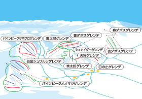 JR新幹線日帰り 菅平高原スキー場