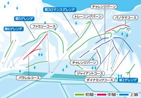 JR新幹線日帰り 湯沢中里スキー場