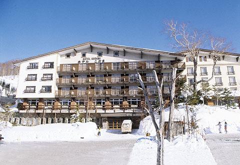 <志賀高原スキー場> ホテルこだま 宿泊プラン