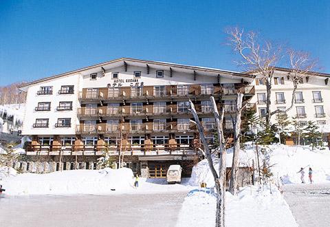 <志賀高原スキー場>ホテルこだま 全山リフト券付き 宿泊プラン