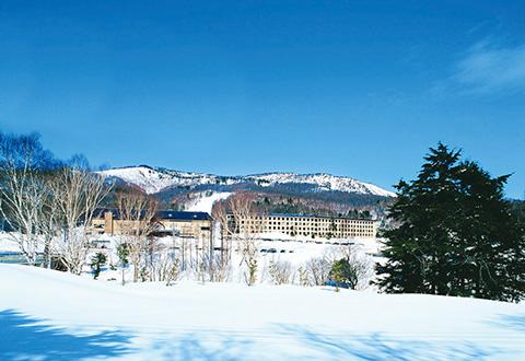 <志賀高原スキー場>焼額山エリア 志賀高原プリンスホテル プレミアヒットプラン