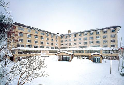 <志賀高原スキー場>志賀パークホテル 全山リフト券付き 宿泊プラン