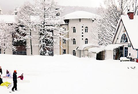 <竜王スキーパーク>ホテル竜王西館 宿泊プラン
