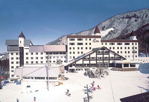 <竜王スキーパーク>ホテルタガワ西館 宿泊プラン
