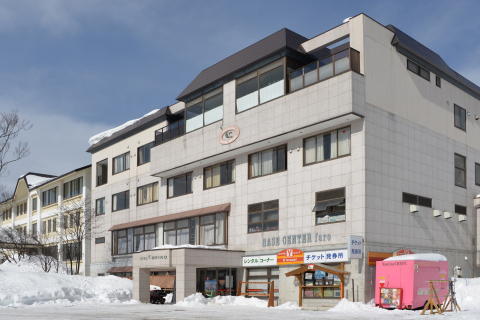 <X-JAM高井富士&よませ温泉スキー場>よませライジングサンホテル明幸 宿泊プラン