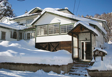 <X-JAM高井富士&よませ温泉スキー場>ロッヂぼくの家 宿泊プラン