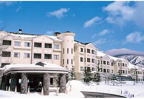 春スキー マイカー宿泊プラン グランデコスキー場 裏磐梯グランデコ東急ホテル