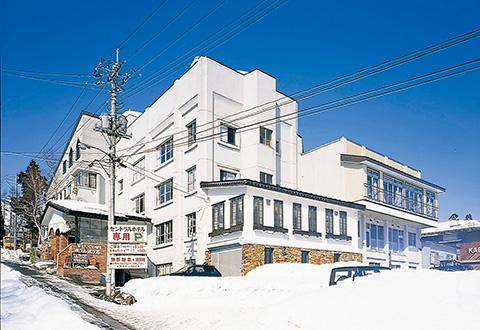 <赤倉観光リゾートスキー場>赤倉セントラルホテル 宿泊プラン