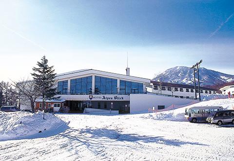 <妙高高原池の平温泉スキー場>ホテルアルペンブリック 宿泊プラン