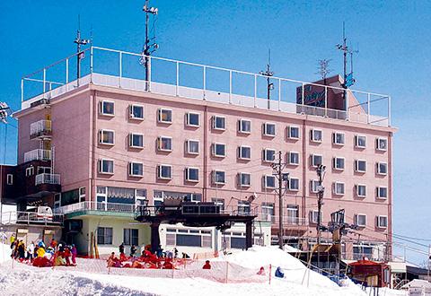 <斑尾高原スキー場>斑尾観光ホテル 宿泊プラン