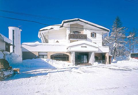 <斑尾高原スキー場>ホテルエルディア 宿泊プラン