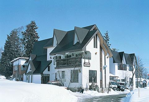 <戸狩温泉スキー場>宿おまかせ ロッジ・民宿クラス 宿泊プラン