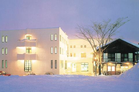 <白馬岩岳>ホテルインナービレッジ・ミヤマ