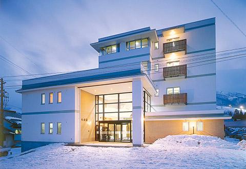 <白馬八方尾根スキー場>お宿おまかせ スーパープライス ロッジ・温泉付ホテルクラス