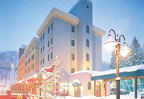 <白馬八方尾根スキー場>ホテル幸福の森 宿泊プラン