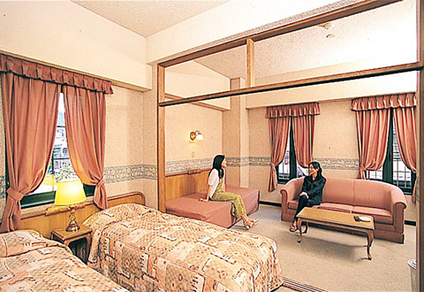 <白馬五竜&Hakuba47>ホテル幸福の森 宿泊プラン