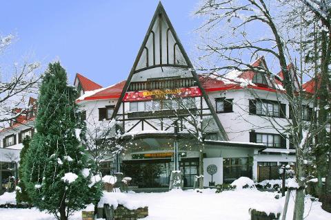 <HAKUBA VALLEY鹿島槍スキー場>黒部観光ホテル 宿泊プラン
