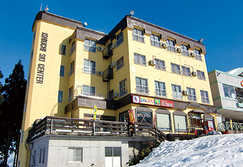 <石打丸山スキー場>石打スキーセンター 宿泊プラン